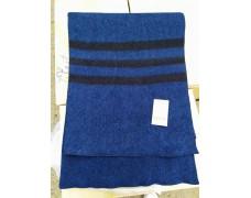 Одеяло детское полушерсть 100*140