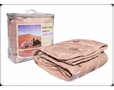 Одеяло 1.5 сп верблюжья шерсть